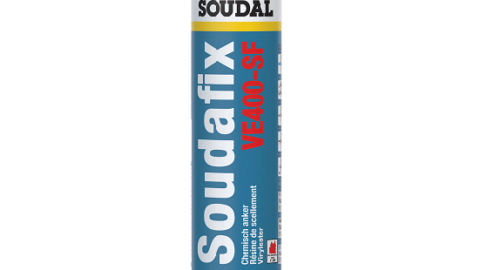 Химический анкер SOUDAFIX VE-400 SF 280 мл
