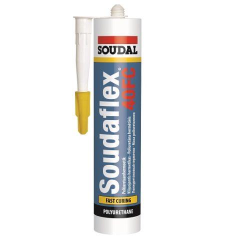 Полиуретановый герметик SOUDAFLEX 40 FC 300 мл