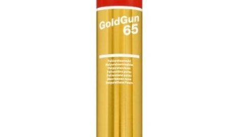 Профессиональная монтажная пена PENOSIL GoldGan 65 л 875 мл