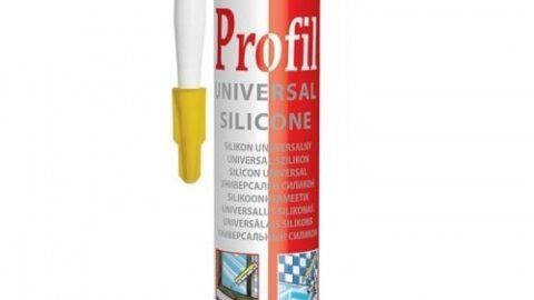 Силиконовый герметик PROFIL универсальный 270 мл